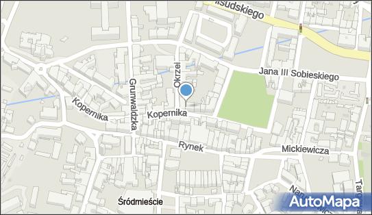 Przedsiębiorstwo Handlowo Usługowe Lunch Bar, Rzeszów 35-002 - Bar, NIP: 8132456356