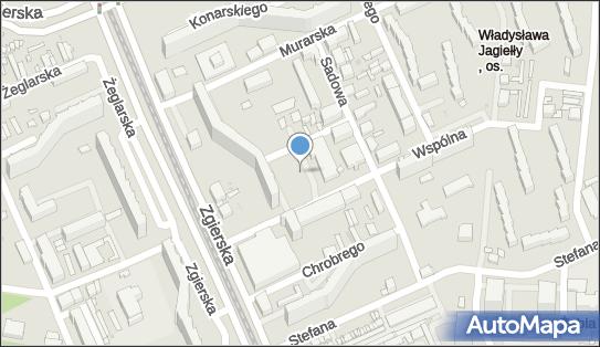 Parking Bezpłatny, Pocztowa, Łódź 91-464 - Bezpłatny - Parking