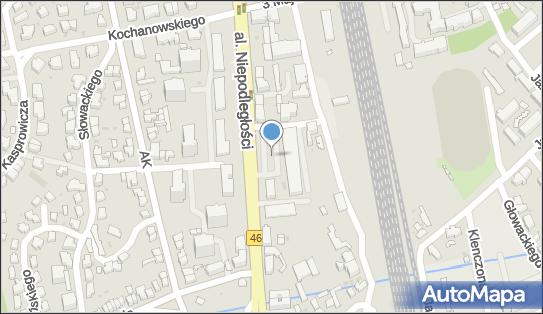 Parking Bezpłatny, Aleja Niepodległości468 697/701, Sopot 81-853 - Bezpłatny - Parking