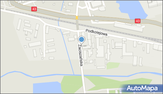 Parking Bezpłatny, Zaciszańska, Częstochowa 42-202, 42-226 - Bezpłatny - Parking