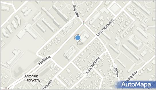 Parking Bezpłatny, Leszczynowa, Białystok 15-811 - Bezpłatny - Parking