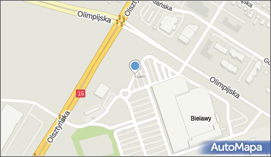 Parking, Olsztyńska, Toruń 87-100 - Bezpłatny - Parking