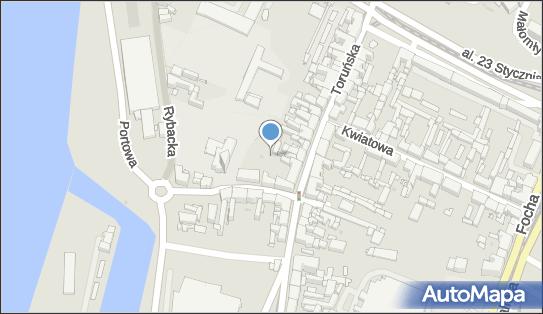 Parking, Marcinkowskiego, Grudziądz 86-300 - Bezpłatny - Parking
