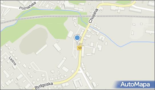 Parking, Chopina Fryderyka591, Kętrzyn 11-400 - Bezpłatny - Parking