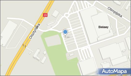 Parking, Szosa Lubicka, Toruń 87-100 - Bezpłatny - Parking