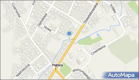 Parking, Stawiskowska6163, Piątnica Poduchowna 18-421 - Bezpłatny - Parking
