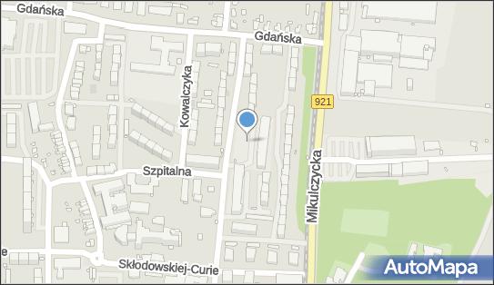 Strzeżony, Jagiellońska, Zabrze 41-800 - Bezpłatny - Parking