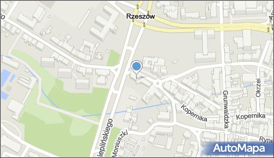 Wojewódzka, Miejska, Publiczna, Sokoła 13, Rzeszów 35-010 - Biblioteka, godziny otwarcia, numer telefonu