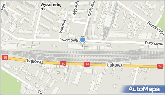 Biedronka - Supermarket, 86-300 Dworcowa 38/40, Grudziądz