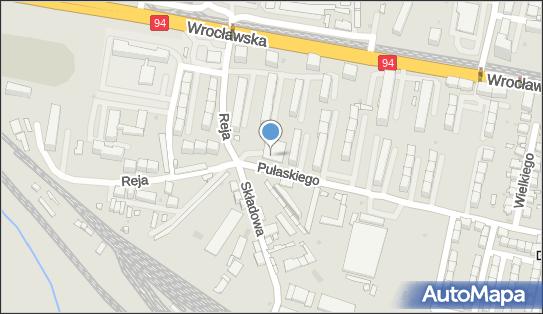 Biedronka - Supermarket, ul. Kazimierza Pułaskiego 65, Bytom