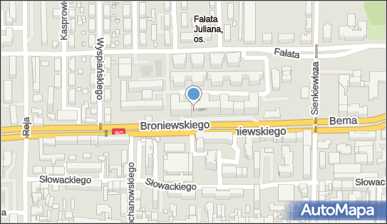 Apartamenty Forte, Broniewskiego Władysława 6, Toruń 87-100 - Biuro nieruchomości, godziny otwarcia, numer telefonu