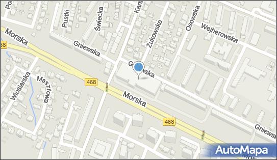 Biuro Nieruchomości Marzena Rieger, ul. Gniewska 21, Gdynia 81-047 - Biuro nieruchomości, NIP: 5861551201