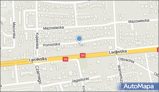 Biuro Wycen Nieruchomości Ando, Lwowska 101, Rzeszów 35-301 - Biuro nieruchomości, NIP: 8131000269