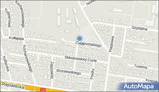 Biuro Wyceny Nieruchomości, ul. Józefa Chełmońskiego 5e, Chełm 22-100 - Biuro nieruchomości, numer telefonu, NIP: 5631040856