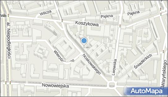 Fenix Group, Noakowskiego 16, Warszawa 00-666 - Biuro nieruchomości, godziny otwarcia, numer telefonu