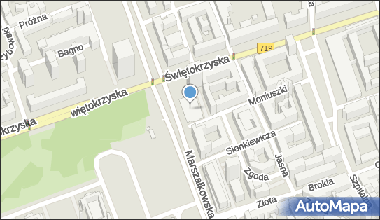 Inwi Sp. z o.o. Sp.k., Mokotowska 1, Warszawa 00-640 - Biuro nieruchomości