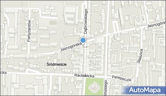 JAROSZ & NAPORA, Ul. Dabrowskiego 17, Częstochowa 42-200 - Biuro nieruchomości, godziny otwarcia, numer telefonu