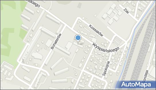 Biuro Podróży, ul. Stanisława Wyspiańskiego 33, Rzeszów 35-110 - Biuro podróży, NIP: 8131009069