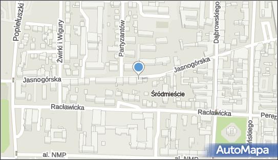 Biuro Usług Rachunkowych, ul. Jasnogórska 53, Częstochowa 42-217 - Biuro rachunkowe, numer telefonu, NIP: 5730240630