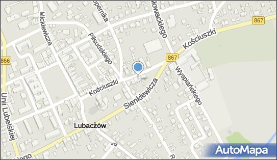 Licencjonowane Biuro Rachunkowe Certus mgr Irena Wojtuch, Lubaczów 37-600 - Biuro rachunkowe, godziny otwarcia, numer telefonu