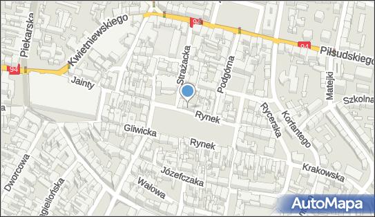 Przedsiębiorstwo Usługowe Rachpol, Rynek 6, Bytom 41-902 - Biuro rachunkowe, numer telefonu, NIP: 6260002542
