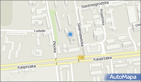 Usługi Rachunkowe, ul. Płocka 4, Warszawa 01-231 - Biuro rachunkowe, NIP: 5251199800