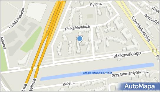 Artom, Ludwika Idzikowskiego 8 m. 45, Warszawa 00-710 - Biurowiec, godziny otwarcia, numer telefonu