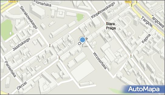 CPS, Stefana Okrzei 18/26, Warszawa 03-710 - Biurowiec, numer telefonu
