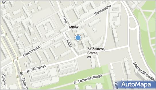 Eskom IT&ampeBusiness Solutions, Zimna 2/24, Warszawa 00-138 - Biurowiec, godziny otwarcia, numer telefonu