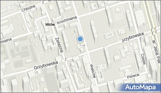 Kempa Satellite Networks Sp. z o.o., Waliców 13, Warszawa 00-865 - Biurowiec, numer telefonu