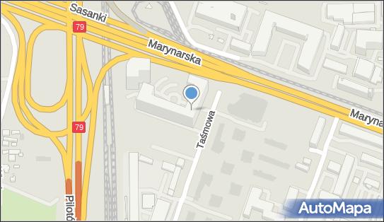 Marynarska Business Park, Taśmowa 7, Warszawa - Biurowiec