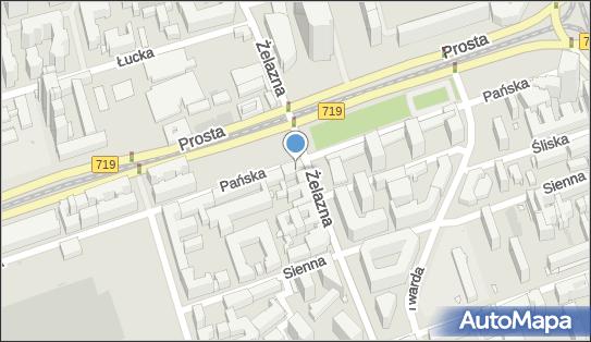 Pańska Corner, Pańska 73, Warszawa 00-834 - Biurowiec