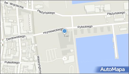 Sea Towers, Hryniewickiego A., Gdynia 81-340 - Biurowiec