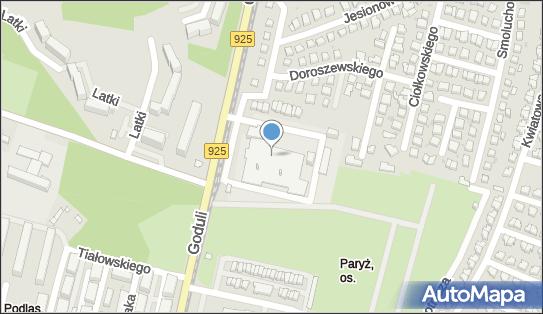Śląski Inkubator Przedsiębiorczości, Goduli Karola 36 41-712 - Biurowiec, numer telefonu