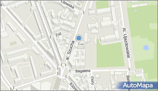 Target Group, Aleja Jana Chrystiana Szucha 8, Warszawa 00-582 - Biurowiec, numer telefonu
