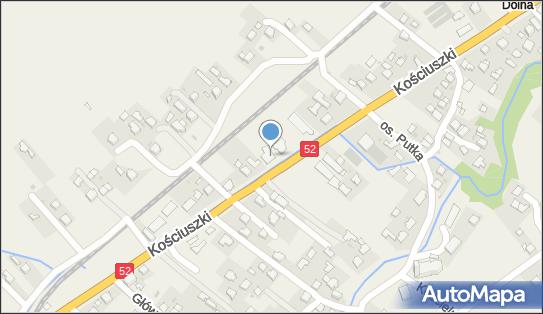Blachotrapez - Sklep, Ul. Kościuszki 158, Chocznia 34-123, godziny otwarcia, numer telefonu