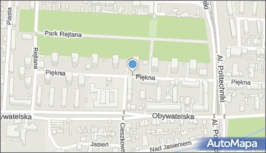 Blue stop - Drogeria, Ul. Piękna 47/49, Łódź