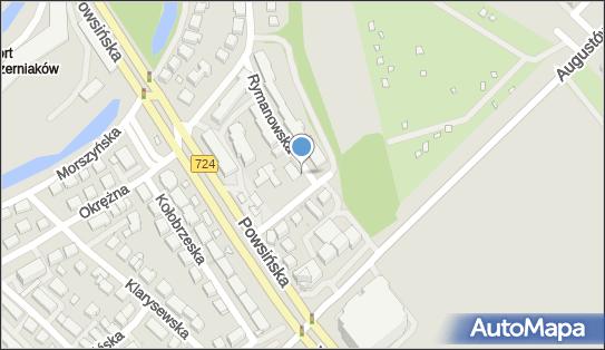BMW Serwis Osowiecki, Ojcowska 2, Warszawa 02-918 - BMW - Serwis niezależny, numer telefonu