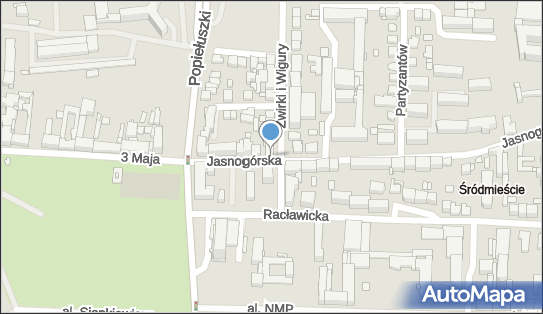 BNP Paribas - Oddział, ul. Jasnogórska 96, Częstochowa 42-202, godziny otwarcia