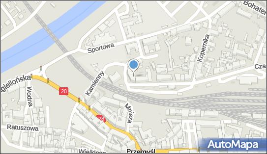 BNP Paribas - Oddział, ul. Kamienny Most 6, Przemyśl 37-700, godziny otwarcia, numer telefonu