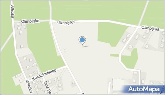 Gminny Ośrodek Sportu, Rekreacji i Turystyki w Luzinie, Luzino 84-242 - Boisko sportowe