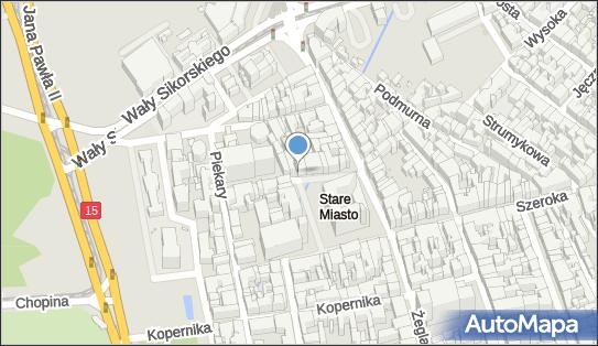 Apartamenty Molus, Rynek Staromiejski 19, Toruń 87-100