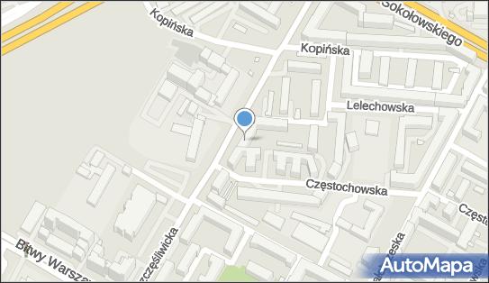 Adrem Dyda Adam, Szczęśliwicka 23, Warszawa 02-353 - Budownictwo, Wyroby budowlane, NIP: 5262260064
