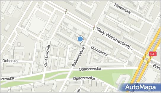 Apartamenty Faszcze, Białobrzeska 15, Warszawa 02-370 - Budownictwo, Wyroby budowlane, numer telefonu, NIP: 9511968948