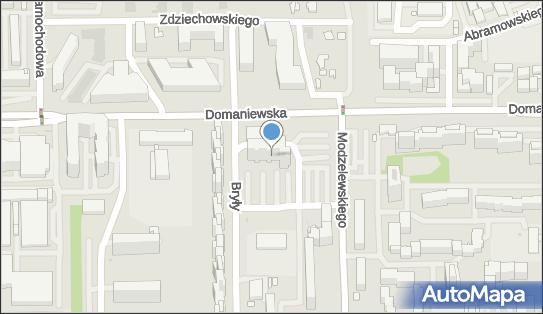 Atut Pomianowski Rajmund, ul. Stefana Bryły 10, Warszawa 02-685 - Budownictwo, Wyroby budowlane, NIP: 5210412444