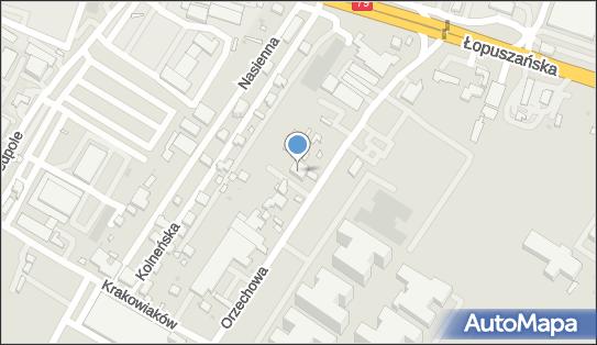 Europ Haus, ul. Orzechowa 25, Warszawa 02-244 - Budownictwo, Wyroby budowlane, numer telefonu, NIP: 5213620982