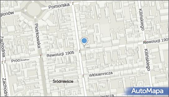 Fach Bud, ul. Rewolucji 1905 r. 14, Łódź 90-207 - Budownictwo, Wyroby budowlane, NIP: 7251028117