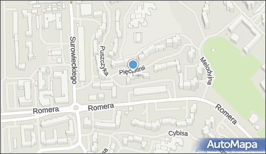 GEMA, Pięciolinii 5, Warszawa 02-784 - Budownictwo, Wyroby budowlane, NIP: 9511880136