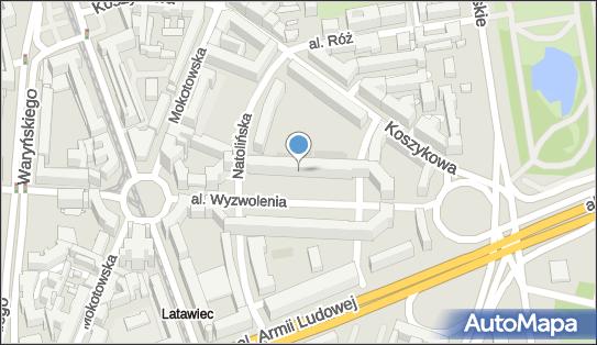 Gordon Line Development, Aleja Wyzwolenia 10, Warszawa 00-570 - Budownictwo, Wyroby budowlane, NIP: 5262456689