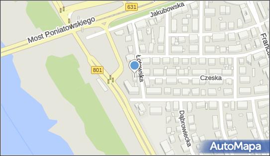 Górset E S Górscy, Łotewska 3A, Warszawa 03-918 - Budownictwo, Wyroby budowlane, NIP: 1132692308